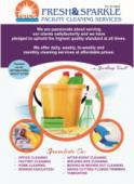 Fresh & Sparkle Facility Cleaning Services
