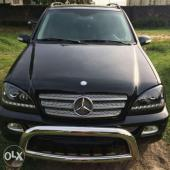 Mercedes Benz 4matic ml 320 direct tokunbo